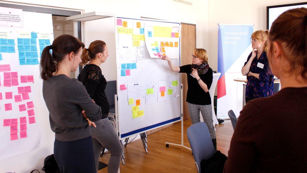 Ticketing Workshop mit Kulturschaffenden