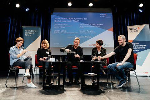 Welche Rolle spielt Kultur bei der Digitalisierung der Stadt?