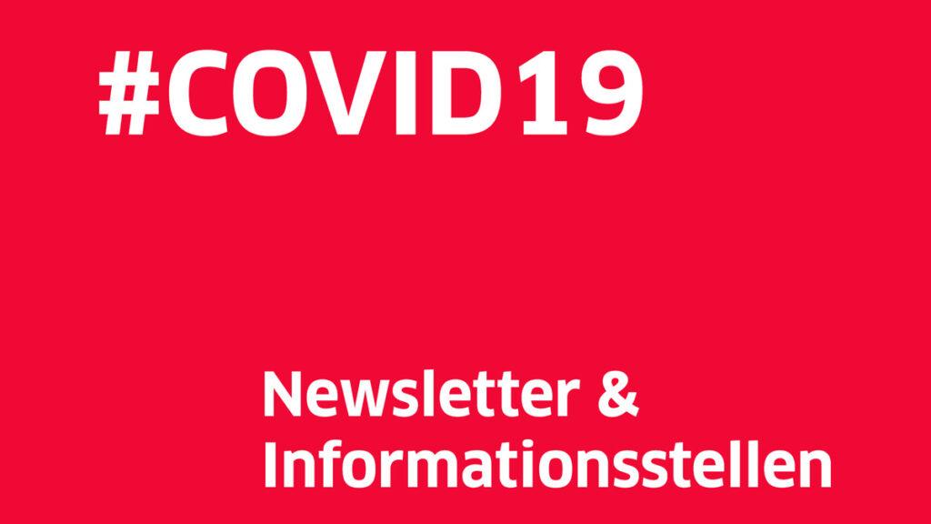 COVID19 Informationen für Kunstschaffende und Künstler