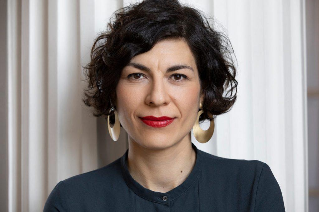 Elena Kountidou, Konzerthaus Berlin, im Interview zu Konzert Streams und Alternativen