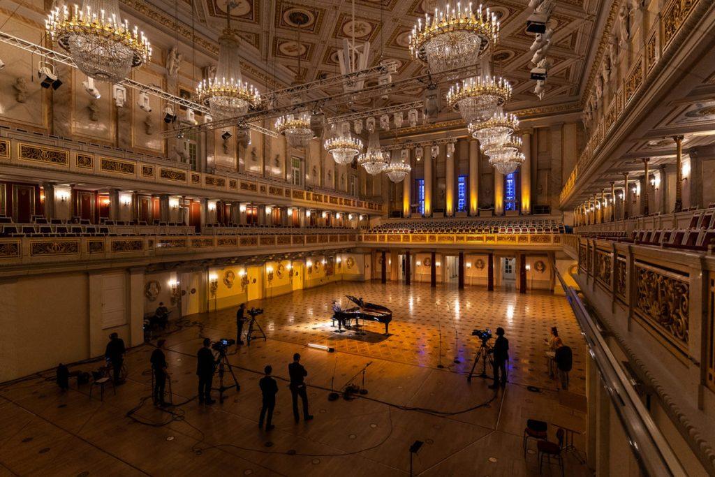 Live- Konzert Stream Konzerthaus Berlin 18.03.2020 - Lang Lang (Foto: Markus Werner)
