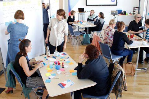 Design Thinking Workshop Open Minded I & II