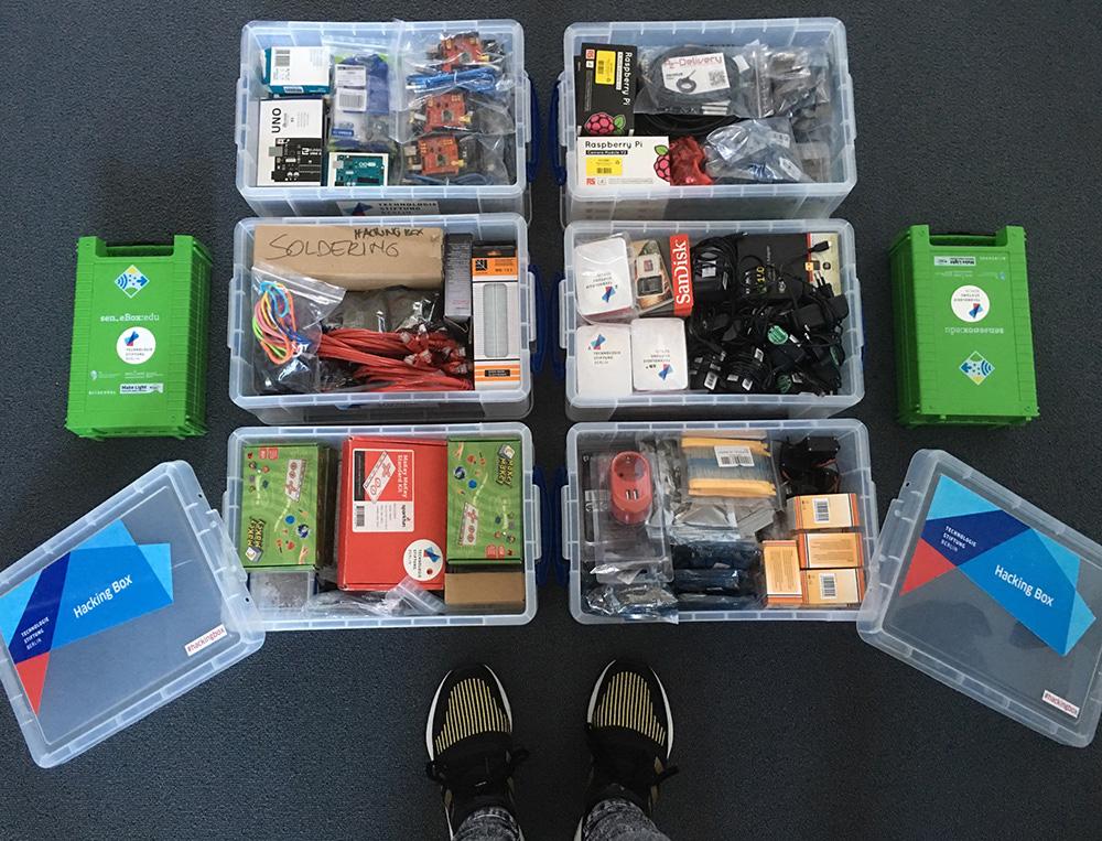 Hacking Box