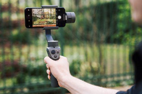 Das Smartphone wird zur Filmkamera?