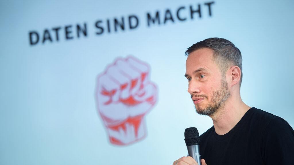 Nicolas Zimmer zum Thema Digitale Souveränität