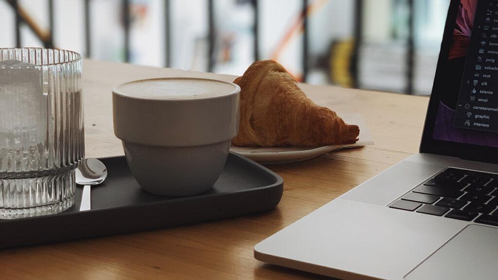 Frühstückstalk - interdisziplinäre Blicke auf den digitalen Kulturbetrieb