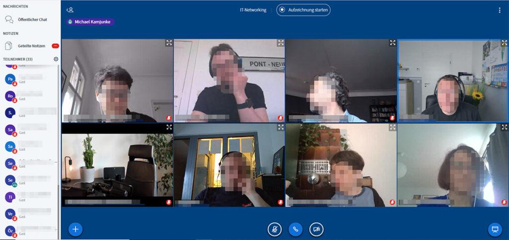 IT-Networking Treffen von kulturBdigital