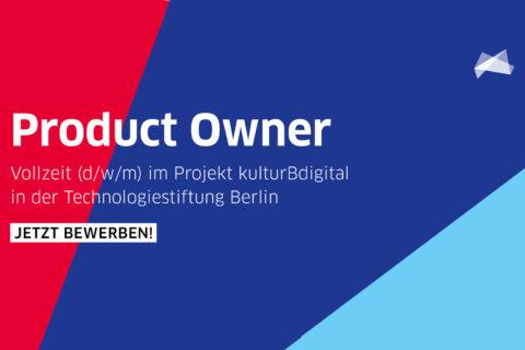 Wir suchen Verstärkung! Mitarbeiter:in für technisches Projektmanagement / Product Owner